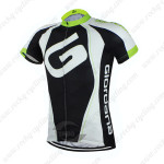 2015 Team GIORDANA Cycling Jersey Black White