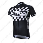 2015 Team NALINI Bicycle Jersey Black
