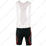 2015 Team ORBEA Cycling Bib Shorts Black