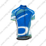 2015 Team ORBEA Cycling Jersey Blue