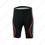 2015 Team ORBEA Cycling Shorts Black