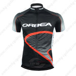 2015 Team ORBEA Pro Cycling Jersey Black