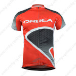 2015 Team ORBEA Pro Cycling Jersey Red