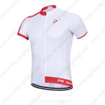 2015 Team PINARELLO Bicycle Jersey White