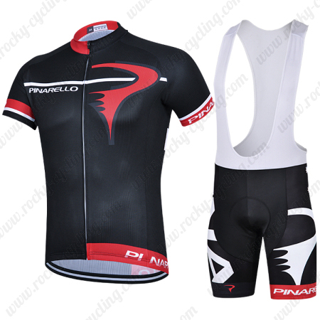 2015 Team PINARELLO Pro Biking Uniform Cycle Jersey and Padded Bib ... 5f5f75e56