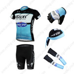 2015 Team QUICK STEP Cycling Kit+Gloves+Bandana+Arm Warmers