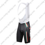 2015 Team SIDI Bicycle Bib Shorts Black