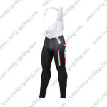 2015 Team SIDI Cycle Long Bib Pants Black