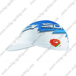 2015 Team SIDI Cycling Cap Hat Blue White