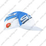 2015 Team SIDI Riding Cap Hat Blue White