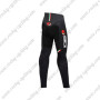 2015 Team SIDI Riding Long Pants Tights Black