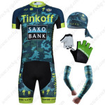 2015 Team Tinkoff SAXO BANK Pro Cycling Set