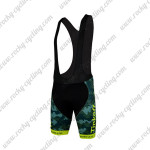 2015 Team Tinkoff SAXO BANK Racing Bib Shorts Bottoms Camo Yellow