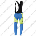 2015 Team Tinkoff SAXO BANK Racing Long Bib Pants