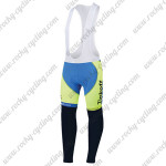 2015 Team Tinkoff SAXO BANK Riding Long Bib Pants