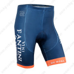 2015 Team VINI FANTINI NIPPO Cycling Shorts Blue Orange