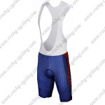 2015 The Amazing Spiderman Cycling Bib Shorts