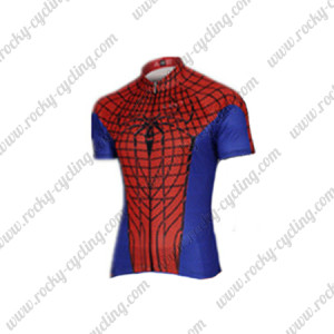 2015 The Amazing Spiderman Cycling Jersey