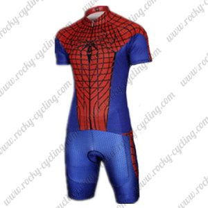 2015 The Amazing Spiderman Cycling Kit