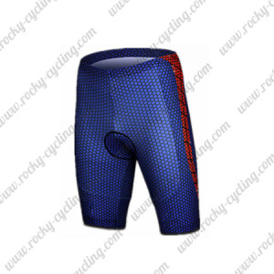 2015 The Amazing Spiderman Cycling Shorts