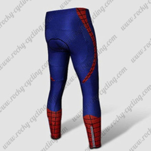 2015 The Amazing Spiderman Riding Long Pants