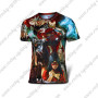 2015 The Avengers Outdoor Sport Cycling T-shirt