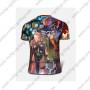 2015 The Avengers Outdoor Sport Riding T-shirt