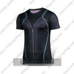 2015 The Black Widow Cycling T-shirt