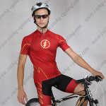2015 The Flash Man Riding Set Red Black