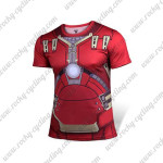 2015 The Hulkbuster MK44 IRON MAN Cycling T-shirt