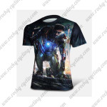 2015 The IRON MAN Outdoor Sport Wear Cycling T-shirt