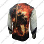 2015 The Transformers 4 Long Sleeves Riding T-shirt
