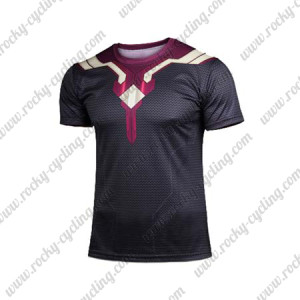 2015 The Vision Outdoor Sport Wear Cycling T-shirt