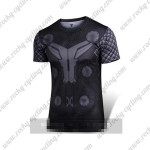 2015 The War Machine IRON MAN Cycling T-shirt