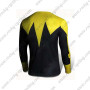 2015 The Yellow Lantern Corps Long Sleeves Riding T-shirt