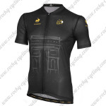 2015 Tour de France Cycling Jersey Black