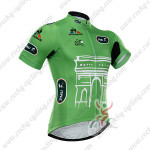 2015 Tour de France Cycling Jersey Shirt Ropa Ciclismo Green