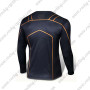 2015 X-Men Outdoor Sport Long Sleeves Biking T-shirt