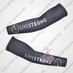 2013 Pro Team LIVESTRONG Cycle Arm Warmer