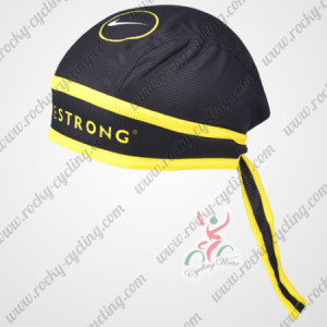2013 Pro Team LIVESTRONG Cycling Scarf