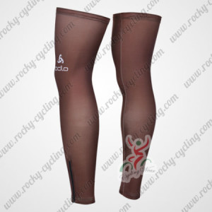 2013 Team AG2R Bike Leg Warmer