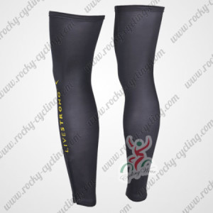 2013 Team LIVESTRONG Riding Leg Warmer