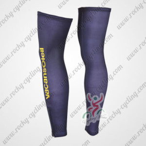2013 Team Vacansoleil Bike Leg Warmer
