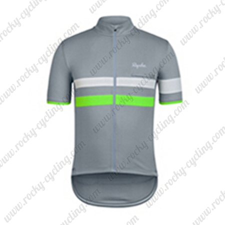 2015 Team Rapha Cycle Apparel Racing Jersey Tops Maillot Grey White ... 2cd3c53ea