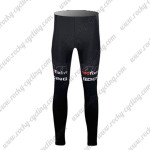 2015 Team ROCK RACING Biking Long Pants Black Red