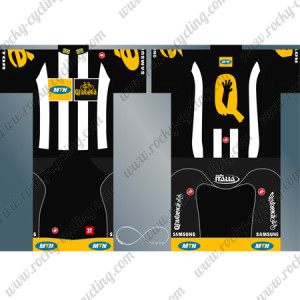 2016 Team MTN Qhubeka Cycling Kit