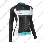 2016 Team Northwave Womens' Cycling Long Jersey Black