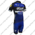 2016 Team QUICK STEP Bicycle Kit Blue