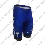 2016 Team QUICK STEP Cycling Shorts Blue