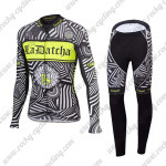 2016 Team Tinkoff SAXO BANK Cycle Long Kit Black Green
